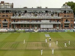 Lord's final on line as India, England back at scene of two-day Test
