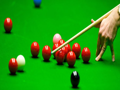 Hendry targets Crucible after snooker return