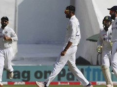 Patel, Ashwin spin England out for 205 in final Test