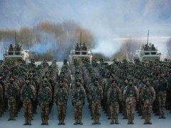 China military budget to grow 6.8% in 2021