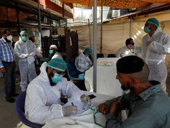 COVID-19 pandemic: 39 deaths, 1,780 new infections reported in 24 hours