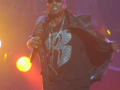 DMX, rap's dark, tortured star, dies at 50
