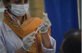 More than 1.3 million people have been vaccinated against COVID-19 in Pakistan: Asad Umar