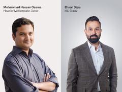 Interview with Ehsan Saya - MD Daraz, and Mohammad Hasan Osama - Head of Marketplace Daraz