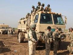 Iraqi civilian killed in Baghdad blast: army