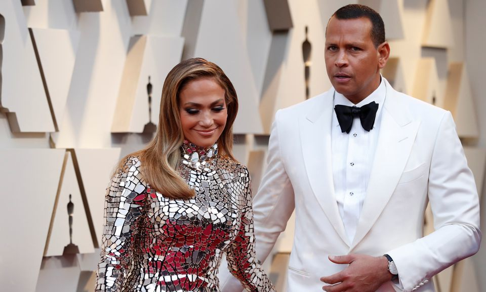 """J.Lo and Alex Rodriguez split because """"we are better as friends"""""""