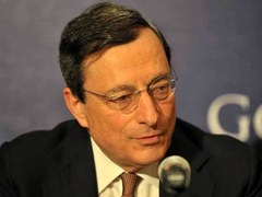 Italy's Draghi expects economy to jump, looks to bet on 'good debt'