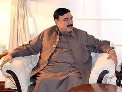 All policemen taken hostage by TLP released: Sheikh Rashid