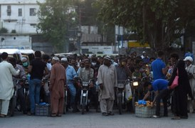Pakistan reports 5,152 new COVID-19 cases, 73 deaths in 24 hours
