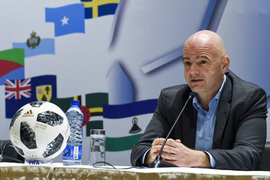 FIFA chief to break silence as Super League plunges Europe into crisis
