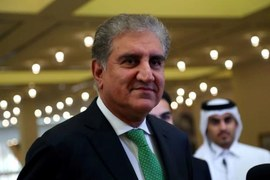 After Iran, Qureshi leaves for Turkey to discuss Afghan peace process