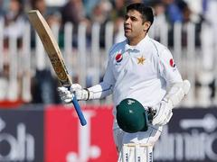 Abid hits 200 as Pakistan take control of second Test