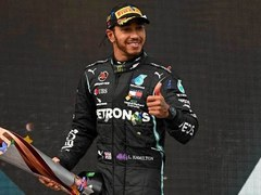 Hamilton claims 100th pole in Spanish Grand Prix qualifying