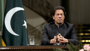 Prime Minister Imran Khan telephones Palestinian president, condemns Israeli atrocities