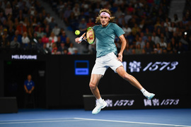 Tsitsipas learned of grandmother's death minutes before French Open final