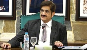 Govt has deprived Sindh of its due share of water, funds: CM Murad