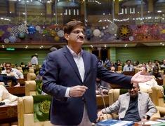 Sindh announces Rs1.48 trillion budget for FY22