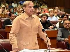 Shehbaz flays budget, calls it 'fake'