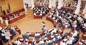 KPK govt presents Rs1.12trn budget for FY22