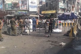 At least 2 killed, 17 injured in Lahore blast