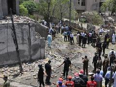 At least 3 killed, 21 injured in Lahore bomb blast