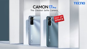 TECNO marks another campaign for the new Camon 17 series