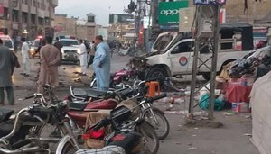Four injured in Quetta blast