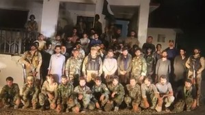Afghan soldiers amicably returned to Afghanistan: ISPR