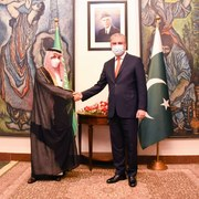 Pakistan, Saudi Arabia reiterate bilateral support, agree to work on regional issues