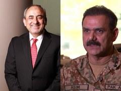 Khalid Mansoor, ex-Hubco, replaces Asim Bajwa as SAPM on CPEC Affairs