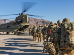 Turkey pushes back at US plan to resettle Afghans
