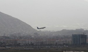 Afghanistan seeks permission from Pakistan to operate commercial flights