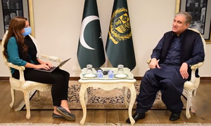 'We have our limitations': Pakistan wants Afghans to remain within Afghanistan: Qureshi