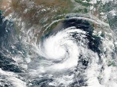Evacuations as Cyclone Gulab bears down on eastern India