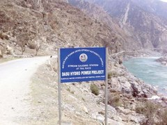 Dasu Hydropower Project: China links resumption of work to payment of compensation?