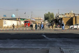 At least 32 dead, 53 wounded as multiple blasts target mosque in Kandahar