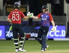Rashid stars as England thrash West Indies in T20 World Cup