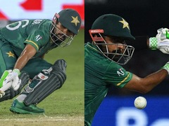 Chasing 152 against India, Pakistan at 71 for no loss after 10 overs