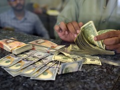 Pakistan's rupee recovers 1.44% against US dollar as KSA support cools off market