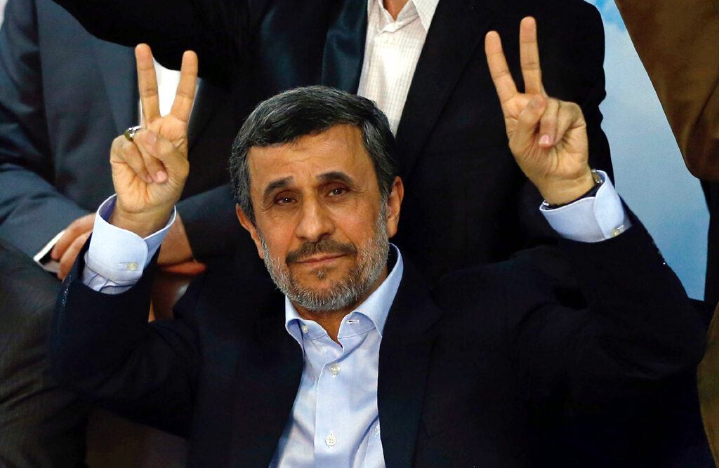 President misquoted over gays in iran
