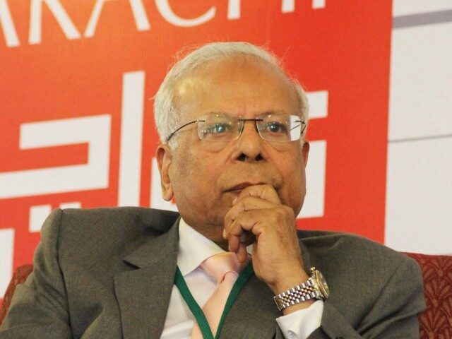 Dr Ishrat Husain: 'When there is no neutral umpire, markets are rigged by the elite for their own advantage'