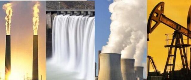 Power generation: No more oil?
