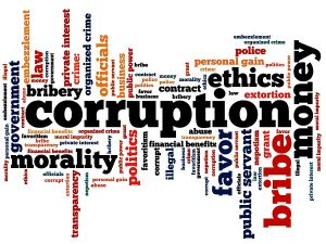 Does GDP justify corruption?
