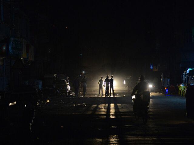Another Massive Power Breakdown hits Karachi