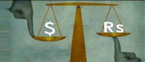 When will the rupee depreciate?