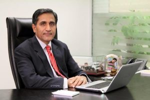 'CPEC opens a new era of potential for the logistics industry,' Malik Moin Ahmed Chishty, CEO, Agility