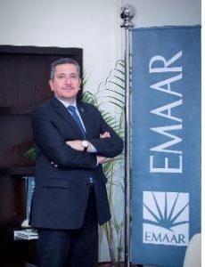 'Pakistan property market on an upward trend' with Nidal Turjman, CEO, Emaar Pakistan Group