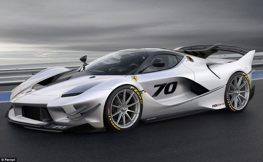 Ferrari brings fighter jet on wheels | Brecorder.com