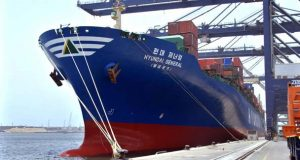 Cement exports and geostrategic failures
