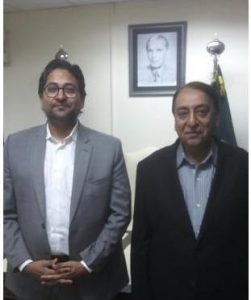 A rapid fire round with MNA Rana Afzal - Minister of State for Finance